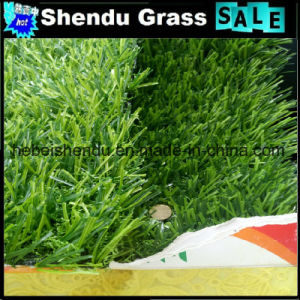 Garden Grass 25mm Thickness for Decoration with Mixcolor pictures & photos