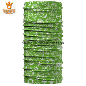 Hot Selling Best Quality Sport Custom Seamless Microfiber Tube Scarf pictures & photos