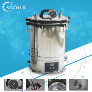 Xfs-280MB Auto-Control Portable Type Stainless Pressure Autoclave pictures & photos