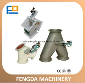 Electric Three-Way Diverter for Feed Conveying Machine pictures & photos