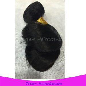 Natural Color Body Wave Brazilian Virgin Hair pictures & photos