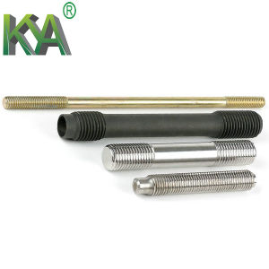 (DIN975) Thread Rod with Different Coating pictures & photos