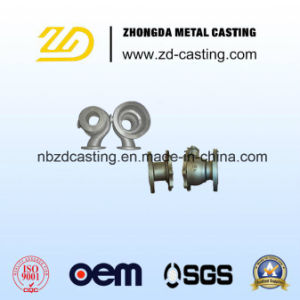 Valve with Carbon Steel by Stamping pictures & photos