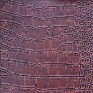 Furniture Making Leather Synthtic PU for Sofa Massage Bed pictures & photos