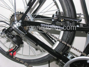 Folding Bike Lightest Foldable Bicycle High Quality Electric Foldable E-Bicycle Scooter Motorcycle pictures & photos
