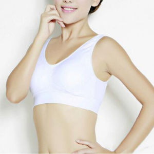 New Arrival Breathable Push up Seamless Ahh Bra (SR2229) pictures & photos