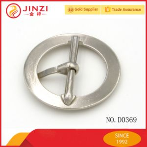 Zinc Alloy Type Pin Belt Buckle for Handbag pictures & photos
