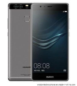 "International Firmware Huawei P9 5.2"" Fingerprint Mobile Phone 12MP*2 Hisilicon Kirin 955 Octa Core 3GB RAM 32GB ROM Smart Phone Black pictures & photos"
