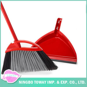Soft Bristle Sweeping Outdoor Long Designer Broom for Cleaning pictures & photos