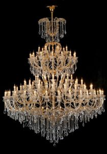 Decoration Hotel Project Crystal Chandelier Light (KA2049-36L) pictures & photos