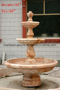 Rosetta Marble Fountain pictures & photos