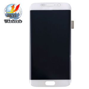 LCD Display Digitizer Touch Screen Assembly for Samsung Galaxy S6 Edge G925s G925V G925I G925f LCD Screen pictures & photos