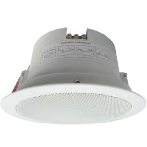 Public Address System Ceiling Speaker Sp-05g with Back Cover pictures & photos