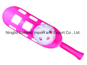 Outdoor Sports Funny Kids Colorful Plastic Scoop Ball pictures & photos