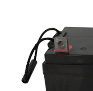 Lead Acid Battery for Power Storage in Solar System (12V 90Ah) pictures & photos