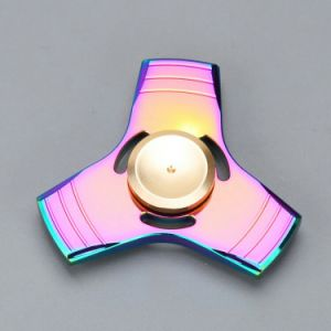 Colorful Metal Spinner Fidget Toy pictures & photos
