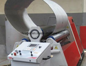 W12 Hydraulic 4 Roller Plate Rolling Machine pictures & photos