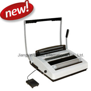 2016 New Products Book Binding Machine High Demand Products Yb-Cw2917 pictures & photos