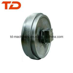 Front Idler Guider Roller for Excavator Undercarriage Parts Machinery Construction Equipment pictures & photos