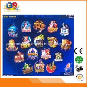 Free Bonus Poker Casino Internet Slots Spins Machine Gambling with Bonus Games pictures & photos