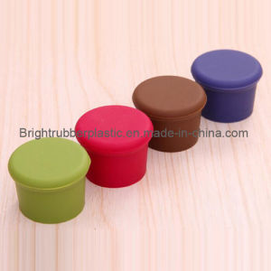 High Quality Customized Silicone Rubber Plugs Parts pictures & photos