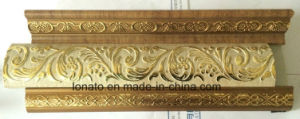 Polyurethane PS Cornice Mouldings with High Quality and Fashion Design pictures & photos