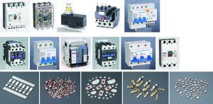 Electrical Customized Contact Component for Switches with ISO9001 Customized pictures & photos