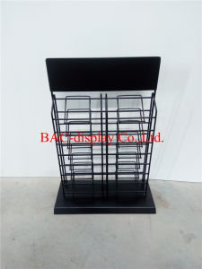 Metal Ceramic Tile Display Rack pictures & photos