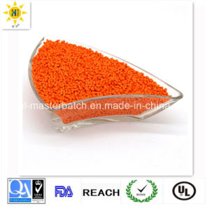 Color Masterbatch Made From Clariant Pigment with High Quality