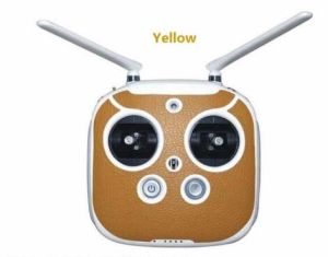 Remote Controller Decals Skin Leather Stickers Case for Dji-Phantom4PRO3 Inspire1 pictures & photos