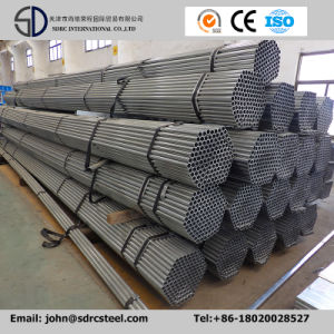 Hot DIP Galvanized Scaffolding Steel Pipe pictures & photos