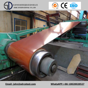 Manufacturer Prepainted Galvanized Color Coated Steel Coil Sheet PPGI PPGL Coil pictures & photos