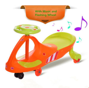 Kids Ride on Swivel Scooter Kid Baby Swing Car with Factory Price pictures & photos