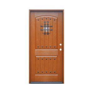 Waterproof Rust Resistant SMC Door pictures & photos