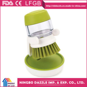 Good Grips Soap Dispensing Kitchen Dish Brush pictures & photos