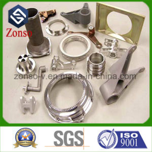 Machining Machined Machinery CNC Milling Parts for Electrical and Electronics pictures & photos