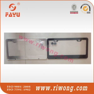 License Plate Frame Metal Blank pictures & photos