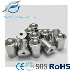 Stainless Steel Press-Fit Spring Ball Plunger