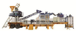 Mobile Building Waste Production Line pictures & photos