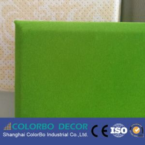Eco-Friendly Fire Resistance Fabric Sound Insulation Wall Panels pictures & photos