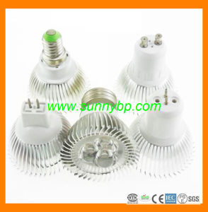 3W-5W-7W-9W LED Spotlight (replacing Philips Halogen lamp) pictures & photos