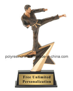 Polyresin Awards with Customized Logo or OEM pictures & photos