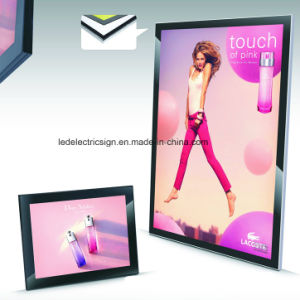 Ultra-Thin LED Advertising Light Boxes pictures & photos