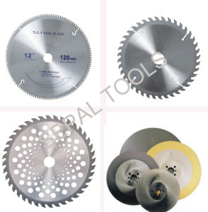 Circular Saw Blade (Type of TCT and HSS) pictures & photos