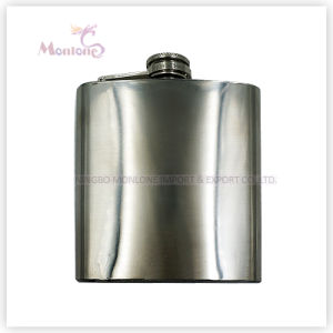 7 Ounce Liquor/Whisky Flask, Stainless Steel Hip Flask pictures & photos