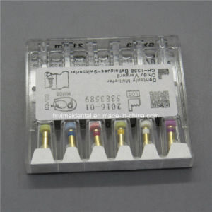 Hight Quality Dental Endo Rotary Dentsply Protaper Root Canal Files Sx-F3 21mm pictures & photos
