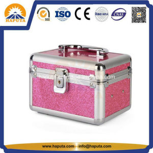 Mini Beauty Case with Removable Tray (HB-2180) pictures & photos