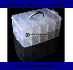 Plastic Mould for Clear Containers Multi-Functional Organizer for Small Items pictures & photos