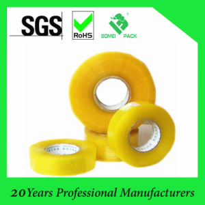 Logo Printed Sellotape of BOPP Adhesive Tape pictures & photos