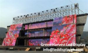 P3.9 P4.8 P6.2 P7.8 Outdoor Rental Stage LED Screen pictures & photos